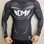 "Rashguard DM ""Black"""